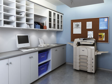 Commercial Cabinetry Example 1