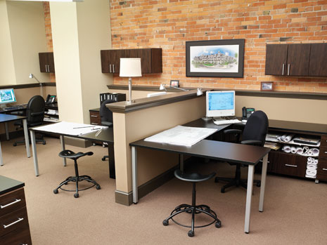 Commercial Cabinetry Example 2
