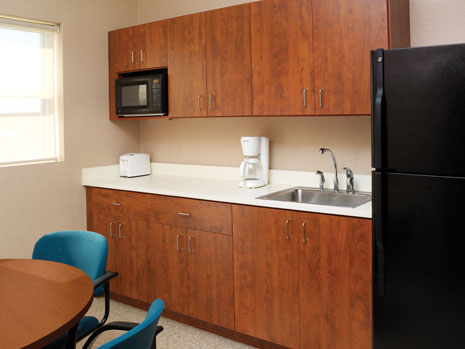 Commercial Cabinetry Example 3