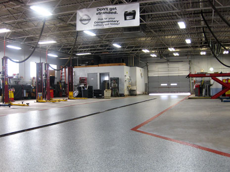 Commercial Coatings Example 5